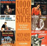 (CD) 1000 Nadelstiche - Amerikaner Und Briten Singen Deutsch - Folge 2 (Country)