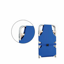 Sports Venues Blue Yes Medical Emergency Rescue Patient Foldable Stretcher Y2R3