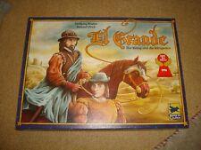 El Grande Hans im Glück Spiel des Jahres 1996 neuw.