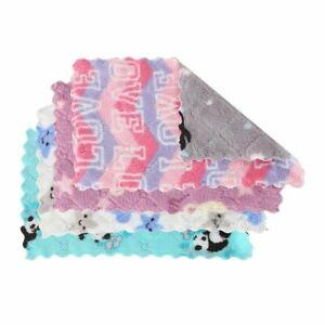 Household Coral Fleece Wash Cloth Wiping Rag Cleaning Cloth Dish Towel