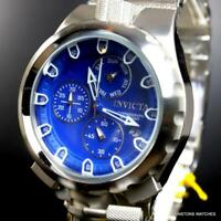 Invicta Coalition Forces Sniper Stainless Steel Blue Chronograph 50mm Watch