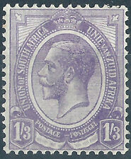 South Africa George V Era (1910-1936) Stamps