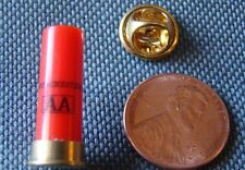 Winchester AA Shotshell Red Hat Lapel Pin