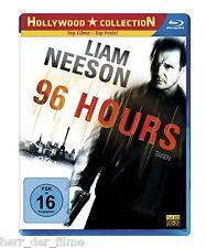 96 HOURS (Liam Neeson, Famke Janssen) Blu-ray Disc NEU+OVP