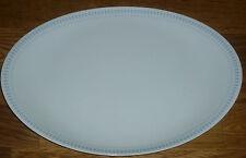 1 Servierplatte   Platte  oval  32 cm / 23,5 cm  Thomas  TM  Hotelgeschirr