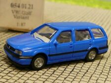 1/87 Wiking VW Golf Variant III himmelblau 054 01
