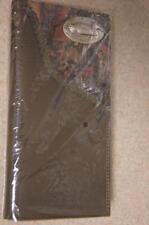 ZEP-PRO Duck Roper Leather Fence Row Camo Wallet ONLY NO BOX
