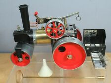 VINTAGE MAMOD MODEL No. SR 1    STEAM ROLLER  WITH DEAILING  & SERVICED