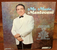 MANTOVANI & HIS ORCHESTRA - MR. MUSIC - POP EASY LISTENING  LP