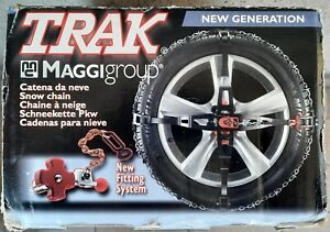 Catene da neve Maggi Trak 212 *nuove*