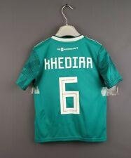 5/5 Khedira Germany soccer kids jersey 7-8 years 2019 shirt Br3146 Adidas ig93