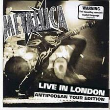 METALLICA Live In London (Antipodean Tour Edition) NEW