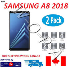 Samsung Galaxy A8 2018 Premium Tempered Glass Screen Protector