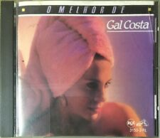 O Melhor de Gal Costa by Gal Costa (CD, Jun-1991, RCA)