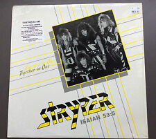 "STRYPER - Together As One 12"" Vinyl Single Record NEW Mint 1985 Sealed USA Press"