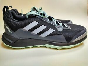 Adidas Terrex 260 Hiking Trail Running Shoes Black Women's Size 8.5