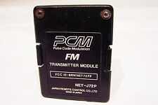 JR FM/PCM NET-J72P CH52 TRANSMITTER MODULE FITS 347 783 8103 9303 FREE SHIP USA*