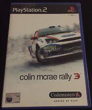 PlayStation PS2 Collin Mcrae Rally 3