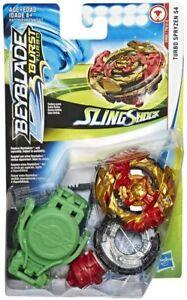 "NEW! Hasbro BEYBLADE: Burst Turbo ""SLING SHOCK"" TURBO SPRYZEN S4 Starter Pack"