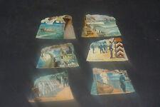 Beyer Tinten komplette Serie Nr. 14 Deutsche Marine 1-6 Reklamemarken Rar