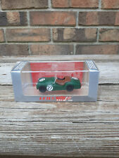 Vintage Petro Vitesse Triumph TR3A 1958-61 Tonneau Sports Car 1:43 Green #27