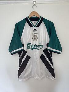 Liverpool Away Adidas Football Shirt 1993-1995 (L)