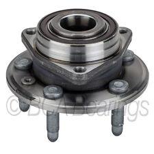 BCA Bearing WE60902 Brake Hub