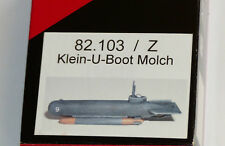 Artmaster 82.103 Klein U-Boot Molch 1:220 Spur Z Bausatz Neu / OVP