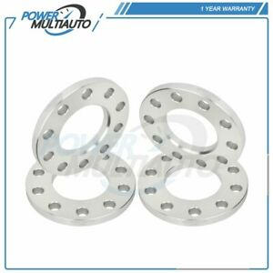 """4Pcs  5x4.75 1/2"""" Wheel Spacers Fits Ford Mustang Ranger Oldsmobile Jeep Liberty"""