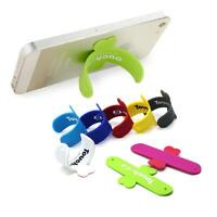 Touch U Silicone Holder Mobile Phone Stand Universal Apple iPhone Samsung LG HTC