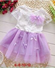 SALE!! KIDS LACE DRESS ( 3 TO 8YRS OLD)