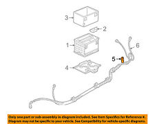 GM OEM-Battery Cable 12157004