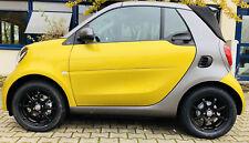 Winter Wheels Smart Fortwo Forfour Fulda DBV bali. II Alloy Black Factory New