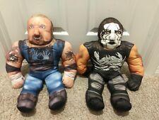 "WCW Wrestling Buddies Bashin' Brawlers Sting Diamond Dallas Page 21""One Works"