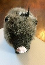Wishpets Javier Honeybadger Bear plush 10""