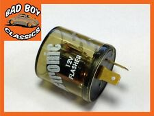 2 Pin Clear Body Electronic Flasher Relay MORRIS MINOR