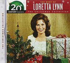LORETTA LYNN - CHRISTMAS COLLECTION: 20TH CENTURY MASTERS - CD - Sealed
