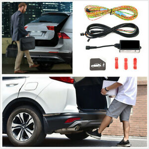 1pcs Foot Sensor Controlled Opening And Closing Fit For Car Powered Tailgate