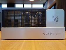 QUAD II-Forty Tube Amplifier Monoblock Pair + Preamp Quad QC twenty four +Phono