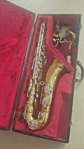 Prof. Romeo Orsi Milano Tenor Saxophon
