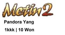 Metin2 Pandora Yang 1kkk | 10 Won