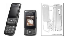 Coque Cristal Transparente (Protection Rigide) ~ Samsung (Sgh) M620