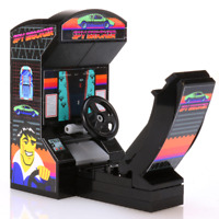 Custom LEGO Racing Arcade Game - Spy Bricker
