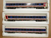 Bachmann 31-025 166 Turbo 3 Car DMU Network South-East Trains
