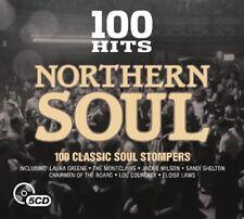 100 Hits: Northern Soul - Various Artists (Box Set) [CD]