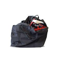 Bike Transport Bag Travel Carry Case Bicycle Cycling luggage folding black 460g