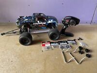 traxxas stampede 2wd New Drag Conversion Castle Brushless