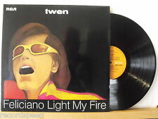 ★★ LP - JOSE FELICIANO - Light My Fire - GER RCA 1971 - Gatefold