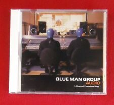 Blue Man Group CD Rare Advanced Promotional Copy 1999