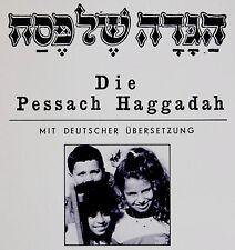 Vintage PHOTOGRAPHED HAGGADAH Zurich SWITZERLAND German ZIONIST Jewish JUDAICA